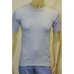 Camiseta felpa gris